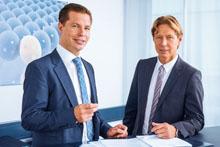 Gebäudereinigung Oldenburg Arne und Boris Söffge